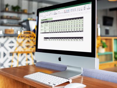 Net Worth Tracker Free Excel Template